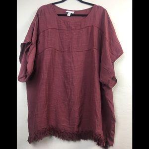 Ava & viv blouse size 2X